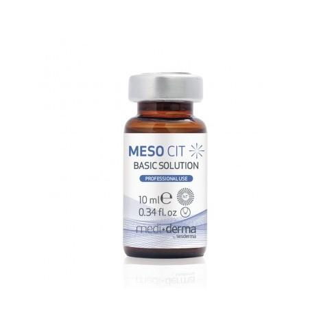 MESO CIT BASIC SOLUTION 5X10 ML