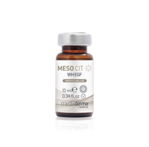 MESO CIT WH EGF 5X10 ML